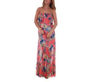 Woman Bazaar - Μακρύ Στράπλες Φόρεμα LE VERTIGE