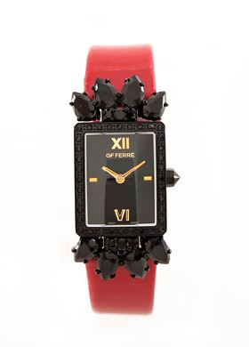 Κόκκινο Γυναικείο Ρολόι GF FERRE