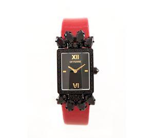 GF Ferre Watches - Κόκκινο Γυναικείο Ρολόι GF FERRE