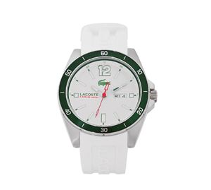Lacoste Watches - Λευκό Ανδρικό Ρολόι LACOSTE lacoste watches   ανδρικά ρολόγια