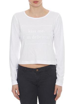 Outlet - Κοντή Γυναικεία Μπλούζα LYNNE