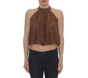 Outlet - Γυναικεία Κοντή Μπλούζα LYNNE