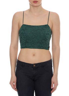 Πράσινη Μπλούζα Ραντάκι LYNNE