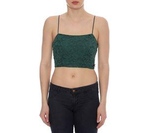 Outlet - Πράσινη Μπλούζα Ραντάκι LYNNE