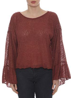 Outlet - Γυναικεία Μακρυμάνικη Μπλούζα LYNNE