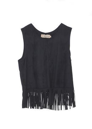 Outlet - Γυναικεία Αμάνικη Μπλούζα LYNNE
