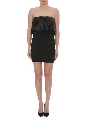 Κοντό Στράπλες Φόρεμα LYNNE