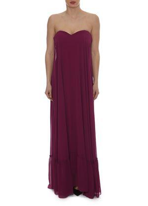 Outlet - Στράπλες Φόρεμα LYNNE