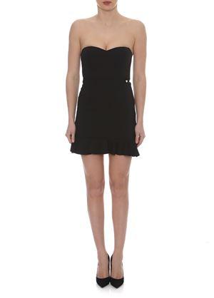 Outlet - Κοντό Στράπλες Φόρεμα LYNNE