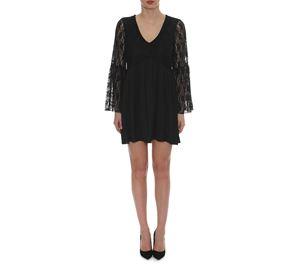 Lynne Vol.5 - Μαύρο Κοντό Φόρεμα LYNNE