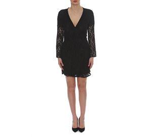 Outlet - Μαύρο Μίνι Φόρεμα LYNNE