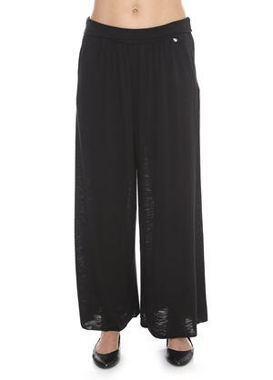 Outlet - Μαύρη Παντελόνα LYNNE