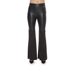 Lynne Vol.5 - Γυναικείο Μαύρο Παντελόνι LYNNE