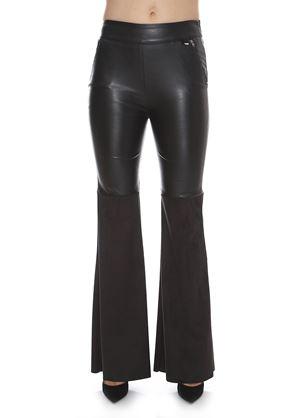 Outlet - Γυναικείο Μαύρο Παντελόνι LYNNE
