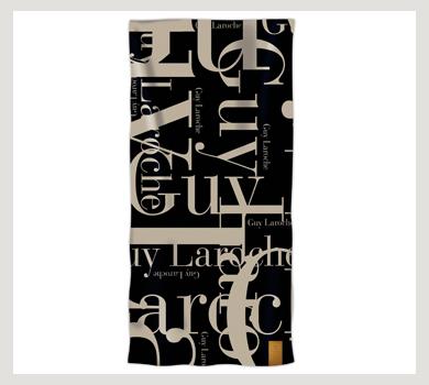 Guy Laroche Towels