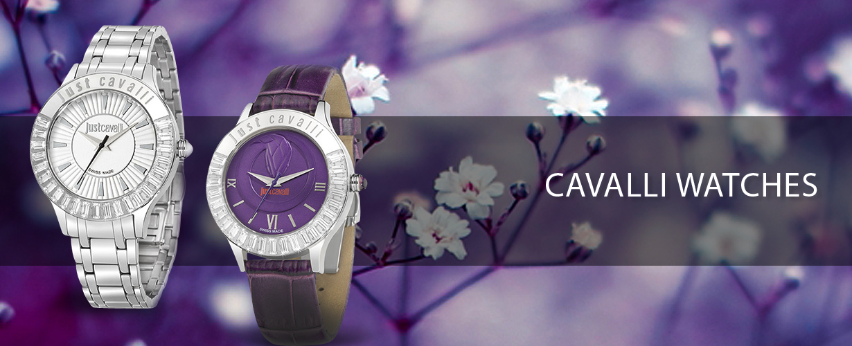 Cavalli Watches
