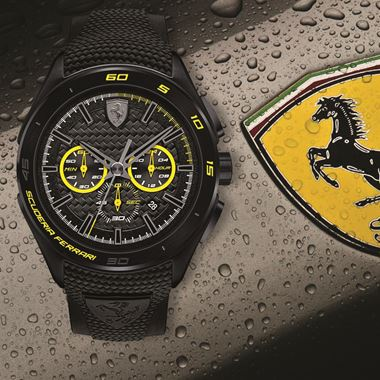 Hugo Boss & Ferrari Watches