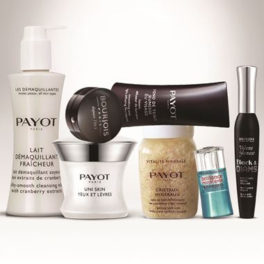 Bourjois, Payot & More